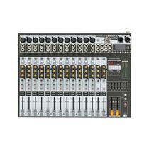 Mesa de som soundcraft sx1602fx usb 16 canais -