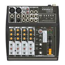 Mesa De Som Soundcraft SX602FX  USB -
