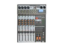 Mesa De Som Soundcraft Sx802 Fx Usb Efeitos 8 Canais Sx802fx -