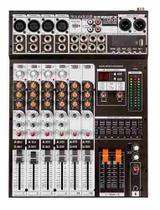 Mesa De Som Soundcraft Sx802fx 8 Canais Usb -