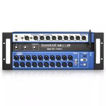 Mesa Digital 24 Canais Controle Sem Fio Ui-24R - Soundcraft -