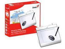 Mesa Digitalizadora Genius 31100029101 Mousepen I608X 8X6 5120 LPI/2048 Niveis + Mouse USB -