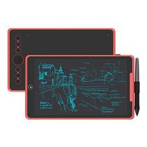 Mesa digitalizadora huion inspiroy h320m-r (coral red) -