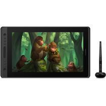 Mesa Digitalizadora Huion Kamvas Pro 16 GT 5080 LPI  8192 Níveis 266 PPS Tela 15.6 -