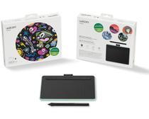 Mesa Digitalizadora Wacom Intuos Creative Bluetooth Small Green (CTL4100WLE0) -