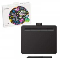 Mesa Digitalizadora Wacom Intuos Creative Pen Tablet Bluetooth Small Black Ctl4100wlk0 - CTL4100WLK0