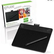 Mesa Digitalizadora Wacom Intuos Photo Creative Pen  Touch Pequena (CTH490PK)