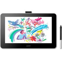 Mesa Digitalizadora Wacom One Pen Display DTC133W0A1 Prata -