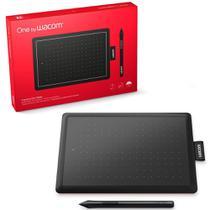 Mesa digitalizadora Wacom One Small Black/Red CTL-472L -