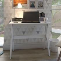 Mesa Escrivaninha Artany Itália Home Office 3 Nichos -