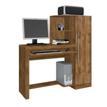 Mesa Escrivaninha Para Computador Aroeira Nobre JCM Movelaria -