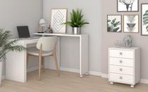 Mesa Escrivaninha para Computador BC 31 Brv Móveis -