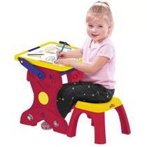 Mesa Estúdio Arte Infantil Playdoh C/ Acessórios Fun - Play-Doh