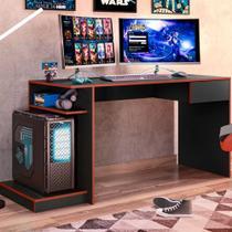 Mesa Gamer 1 Gaveta Silver Belaflex -
