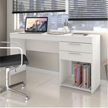 Mesa Home Office Para Quarto E Escritório Com 02 Gavetas Notável - Notável móveis