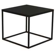 Mesa Lateral M Cube 24803 Preto - Artesano -