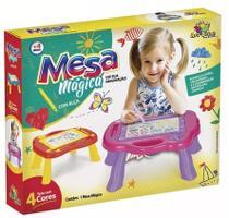 Mesa Mágica Com Alça Lousa Infantil - Art Brink - Artbrink