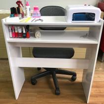 Mesa p/ manicure/ escrevaninha/ penteadeira girus - belet - N1 Store