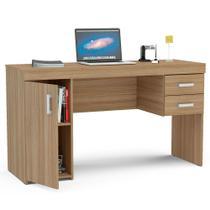 Mesa para Computador 2 Gavetas e 1 Porta Miranda - Politorno -