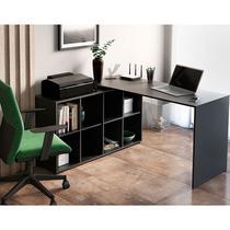 Mesa para Computador com 8 Nichos Nero 1400  Artany -