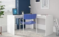 Mesa para Computador em L BC 59 BRV Móveis -