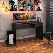 Mesa para Computador Gamer 1 GV Grafite - Mobly