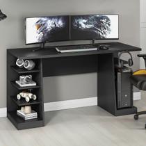 Mesa Para Computador Notável Móveis NT 2020 Com 4 Prateleiras -