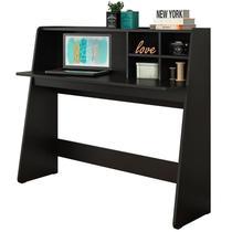 Mesa para Computador Notebook Escrivaninha Idealle Preto - Mpozenato - Mpozenato - clb