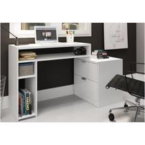 Mesa para Computador Notebook Extensível MSM 420 Branco - Móveis MB -