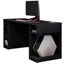 Mesa Para Computador Notebook PC Gamer Destiny Preto - Lyam Decor -