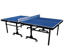 Mesa para Tênis de Mesa  - Klopf 4 Pés Dobráveis com Rodízios