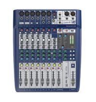 Mesa Som Soundcraft Signature 10 Canais - Mixer -