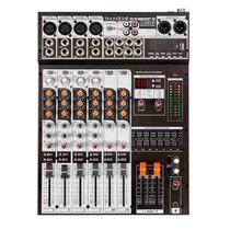 Mesa Som Soundcraft Sx802fx 8 Canais Usb Sx 802 Fx Sx802 Fx -
