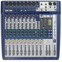 Mesa Soundcraft Signature 12 Canais -