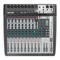 Mesa soundcraft signature 12 usb 12 canais -