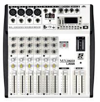 Mesa Staner MX0603 USB 6 Canais -