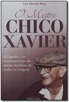Mestre Chico Xavier, O - Universo Dos Livros