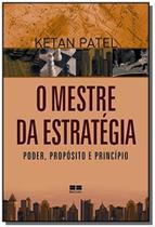 Mestre da estrategias - Best seller -