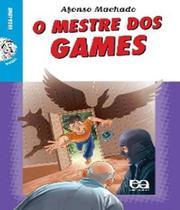Mestre Dos Games - Atica - Paradidatico