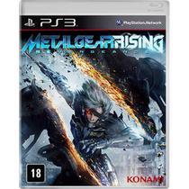 Metal Gear Rising - PS3 - Konami