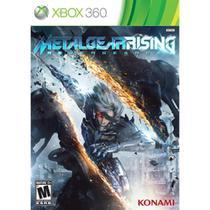 Metal Gear Rising: Revengeance - X360 - Konami