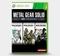 Metal Gear Solid HD Collection - Microsoft