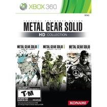 Metal Gear Solid: Hd Collection - Xbox 360 - Microsoft