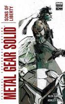 Metal Gear Solid - Sons of Liberty - Newpop -