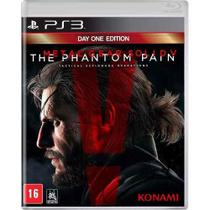 Metal Gear Solid: The Phantom Pain - Ps3 - Konami