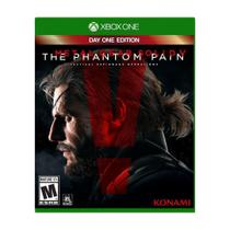 Metal Gear Solid V: Phantom Pain - Day One Ed. - Xbox One - Konami