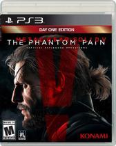 Metal gear solid v phantom pain - ps3 - Konami