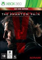 Metal Gear Solid V - The Phantom Pain - Day One Edition - X360 - Konami