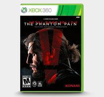 Metal Gear Solid V The Phantom Pain - Microsoft