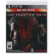 Metal Gear Solid V The Phantom Pain - One Day Edition - Ps3 - Sony